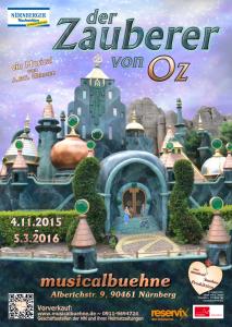 Der Zauberer von Oz Plakat