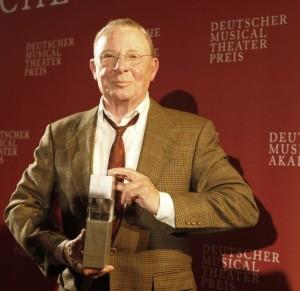 Helmut Baumann 2014 Deutscher Musical Theater Preis