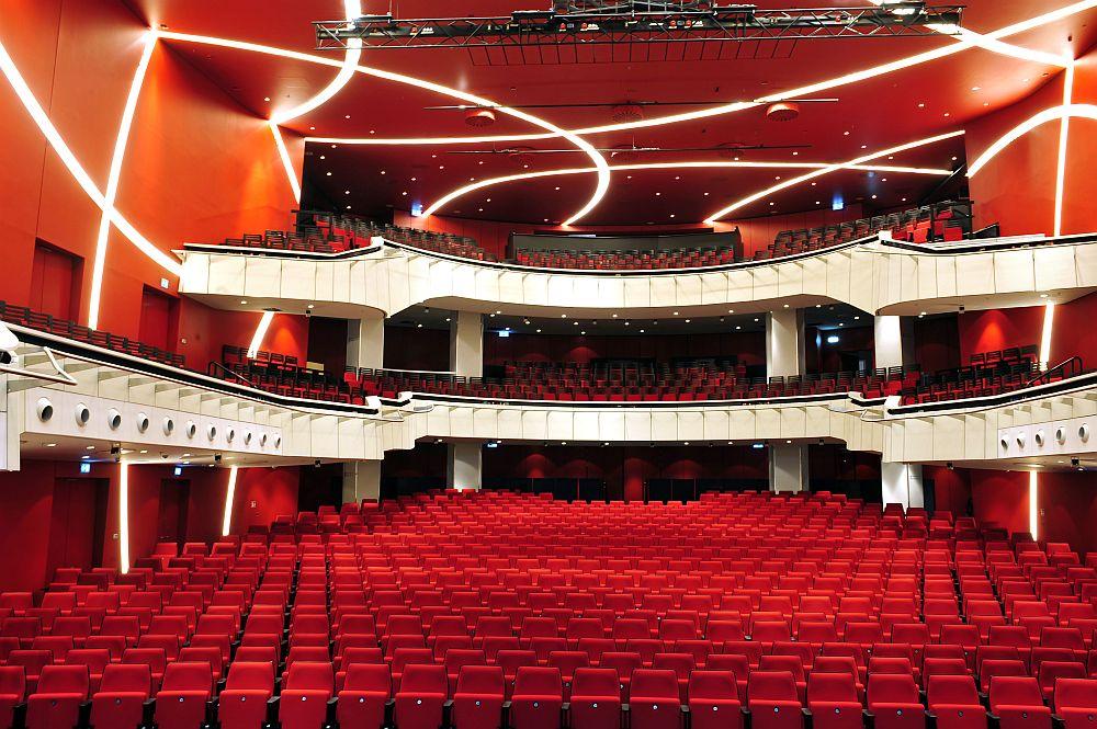 Deutsches Theater München Saal