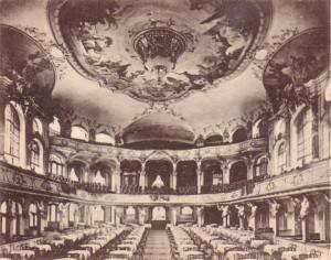 Deutsches THeater München Theatersaal