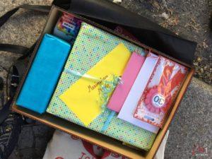 Geschenkebox für Max Mann