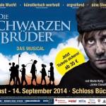 DIE SCHWARZEN BRÜDER: Prominente Gäste zur Premiere