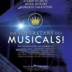 Die Superstars des Musicals Plakat