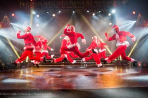 Die große Weihnachtsshow 2019 Weihnachtsmaenner