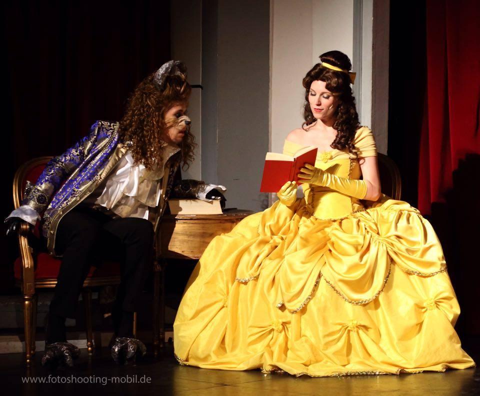 Die Schöne und das Biest - ein Familienmusical - Musical1