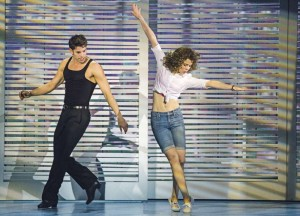 Dirty Dancing Baby und Johnny