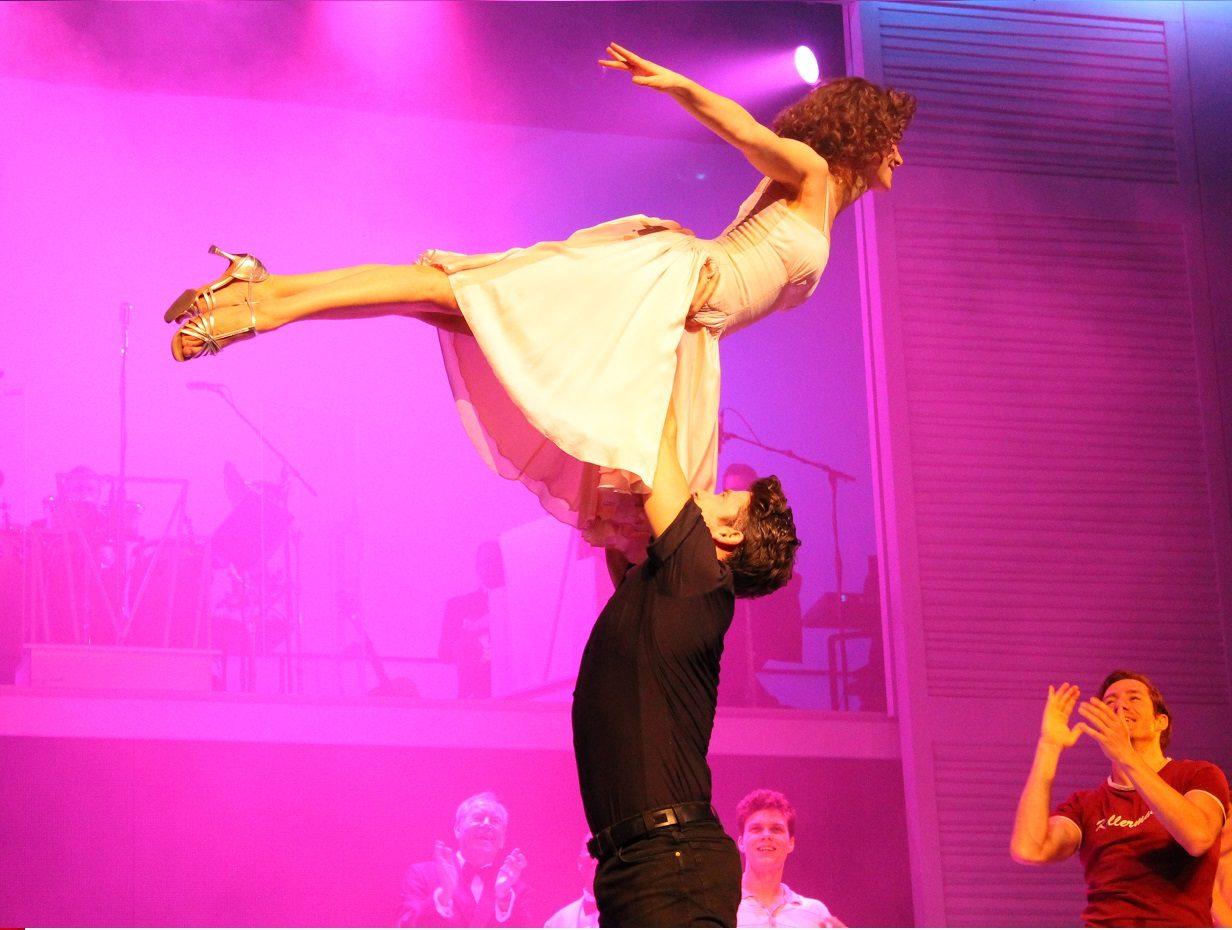 Musical Dirty Dancing Düsseldorf