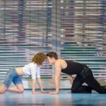 Mate Gyenei und Anna-Louise Weihrauch