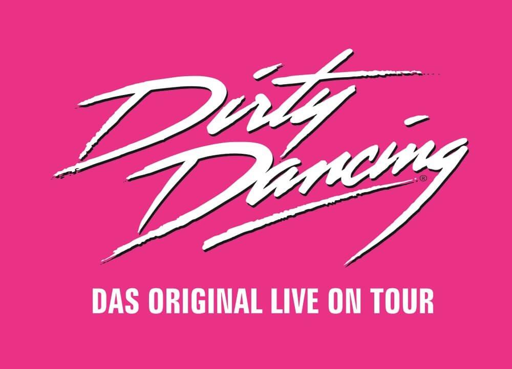 Dirty Dancing Tour-Logo