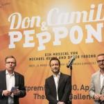 DON CAMILLO&PEPPONE: Besetzung bekannt gegeben