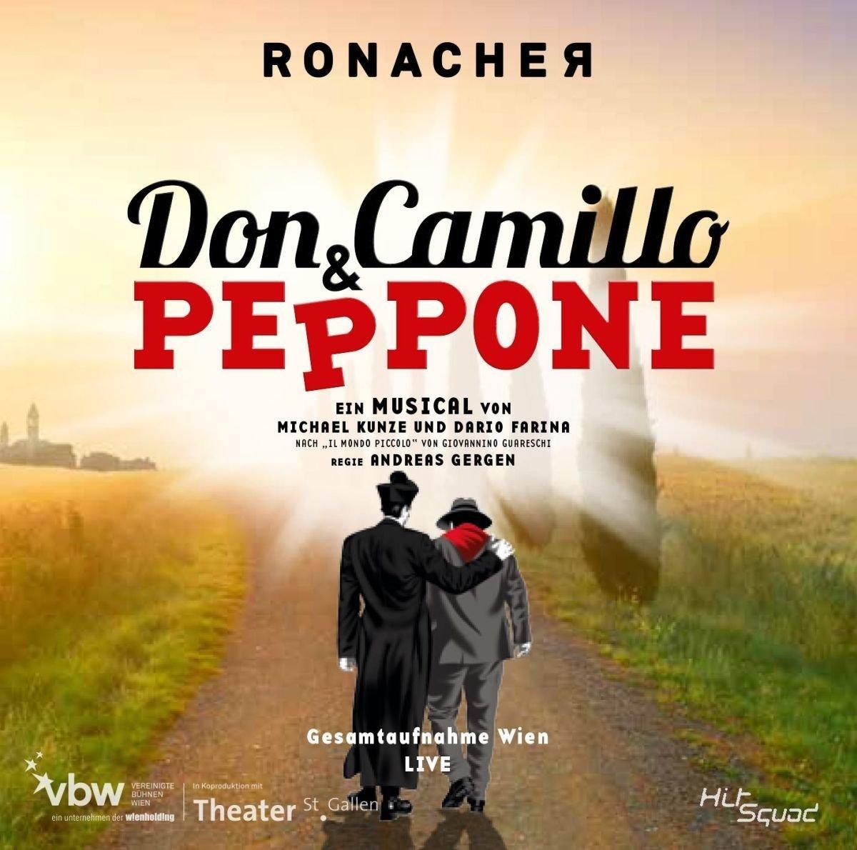 Don Camillo & Peppone CD