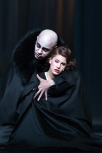 Dracula und Mina