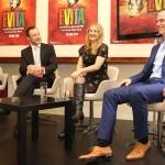 EVITA Pressekonferenz am 02. Dezember 2015 im Wiener Ronacher