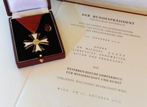 Österreichisches Ehrenkreuz Kunze