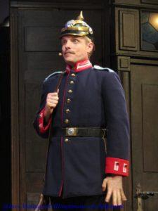 @Ines Marquardt #Hauptmann von Köpenick