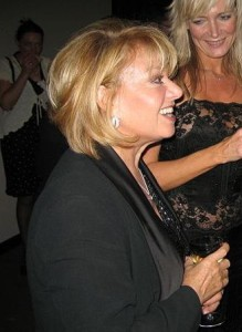 Musical-Darstellerin Elaine Paige