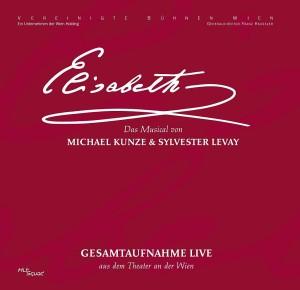 Elisabeth CD Gesamtaufnahme Wien