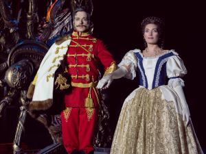 Elisabeth und Kaiser Franz Joseph
