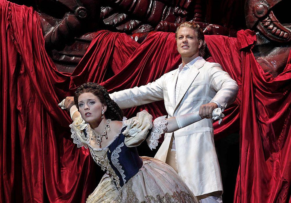 Elisabeth und Tod tanzen