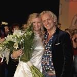 Barbara Döring und Chris Murray