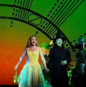 Elphaba und Glinda