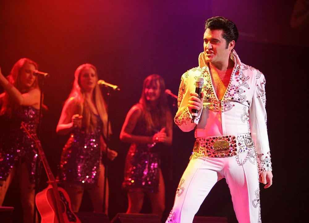 Elvis Presley Grahame Patrick
