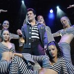Elvis und Showgirls