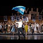 Das Evita Ensemble des Staatstheaters Darmstadt