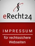 e-recht24 Siege Impressum