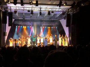 Bühne Preview in Oberwaltersdorf