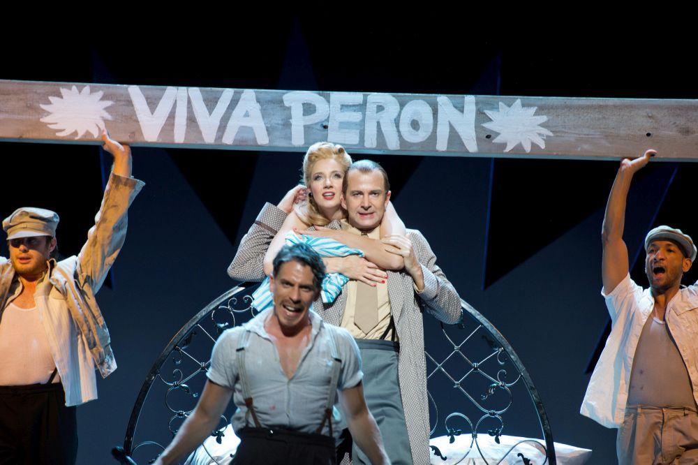 Evita Theater Bonn Viva Peron