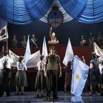 EVITA: Premiere im Oldenburgischen Staatstheater