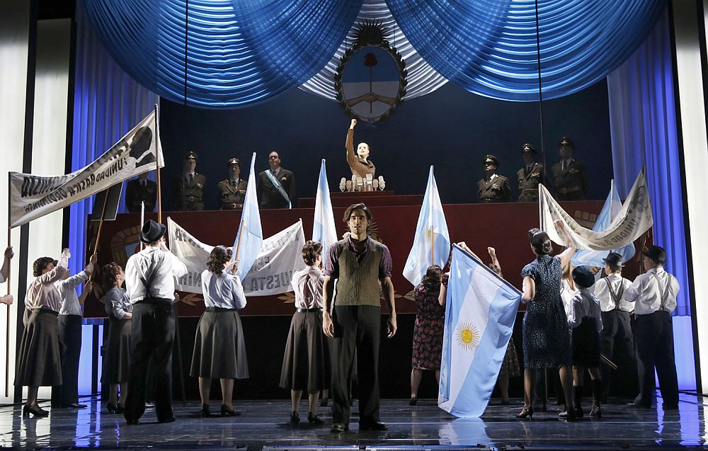 Evita Oldenburgisches Staatstheater