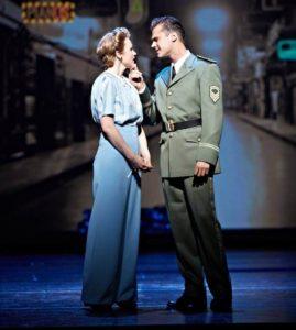 Evita und Juan Perón treffen sich zum ersten Mal