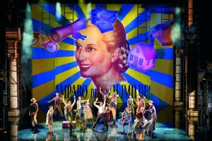 Evita Wien Plakat