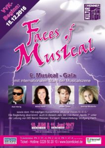 FACES of MUSICAL 2017