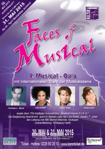 Faces of Musical
