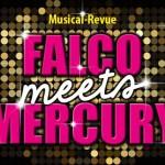 Falco trifft auf Freddie Mercury