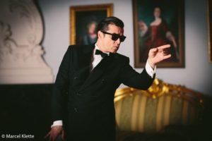 Alexander Kerbst als Falco