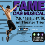 FAME: Das Musical ab September in Trier