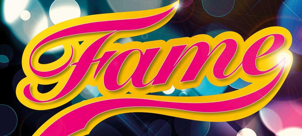 Plakat Fame Opernhaus Halle