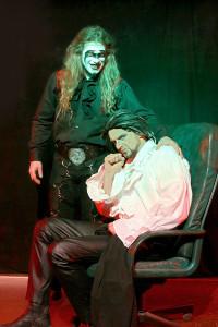 Mephiso überzeugt Faust