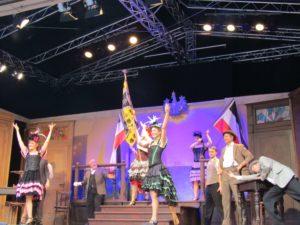 Ensemble Hauptmann von Köpenick