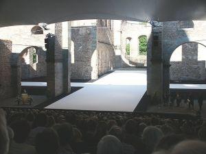 Bühne der Festspiele Bad Hersfeld