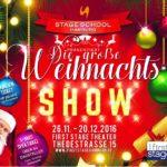 Verlosung: 1 x 2 Tickets für die First Stage Weihnachs-Show