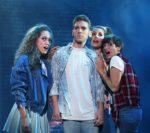 Urleen, Ren, Wendy Jo und Rusty