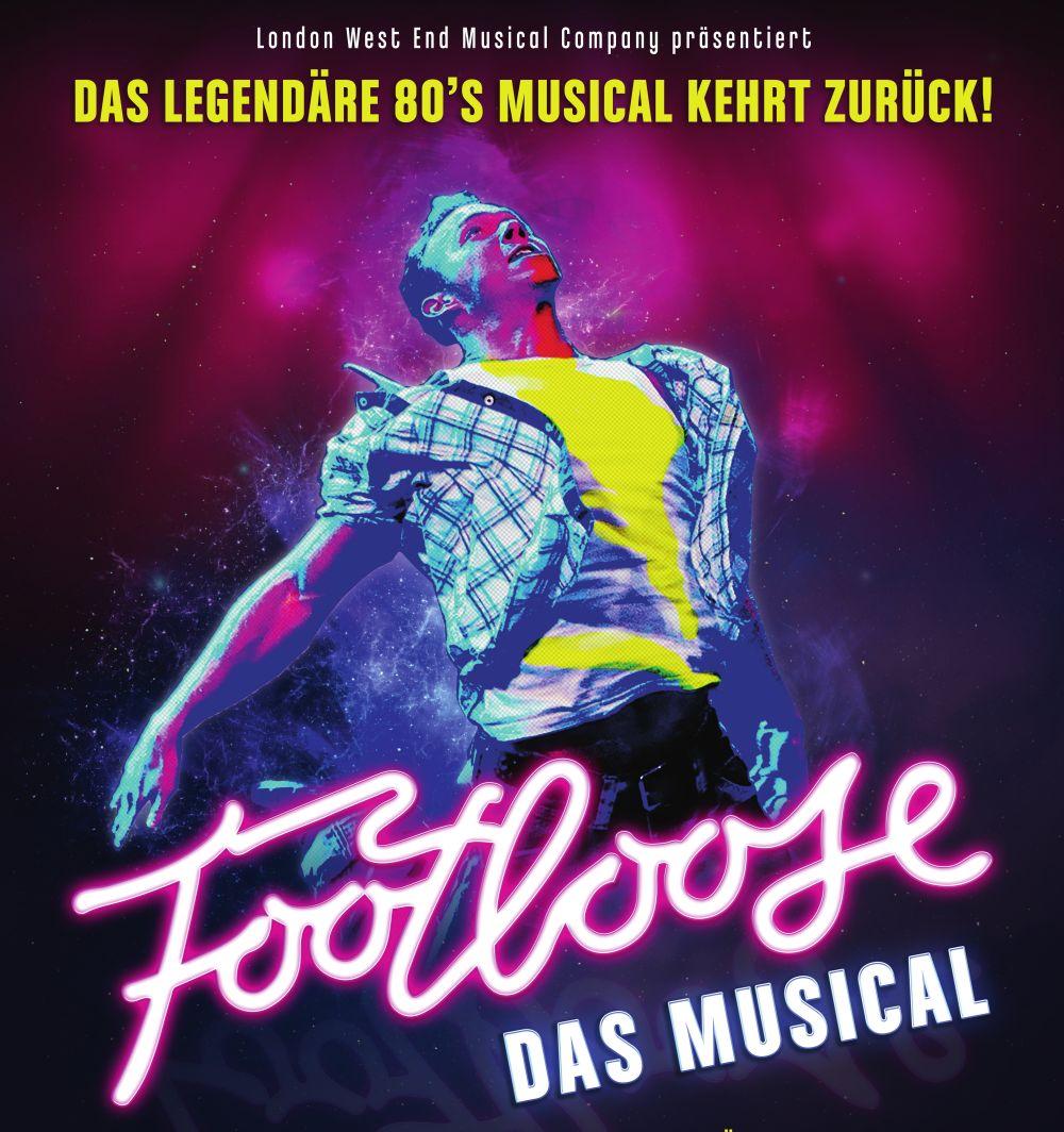 Footloose Tour Logo