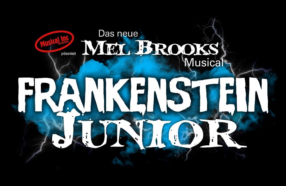 Frankenstein Junior Musical Inc Logo