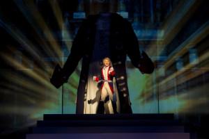 Friedrich als neuer Herrscher