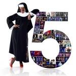 Herzlichen Glückwunsch – Fünf Jahre SISTER ACT
